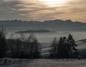 Widoki z okolic Krośnicy i Kluszkowców