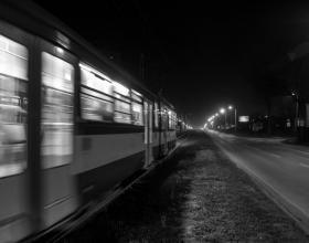Street foto Cracow - Kraków Nowa Huta 2014