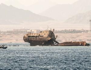 Egipt rejs po Morzu Czerwonym (Tiran)